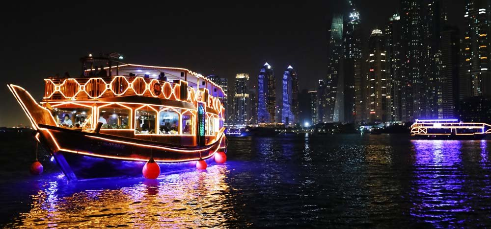 new year dubai packages