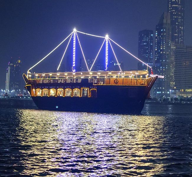 New Year's Eve Dhow Cruise Party
