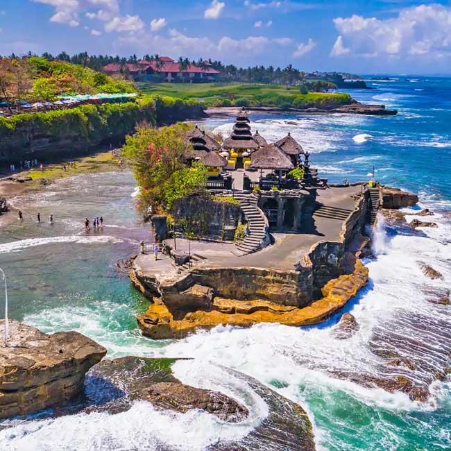 Bali Tour Package from Dubai