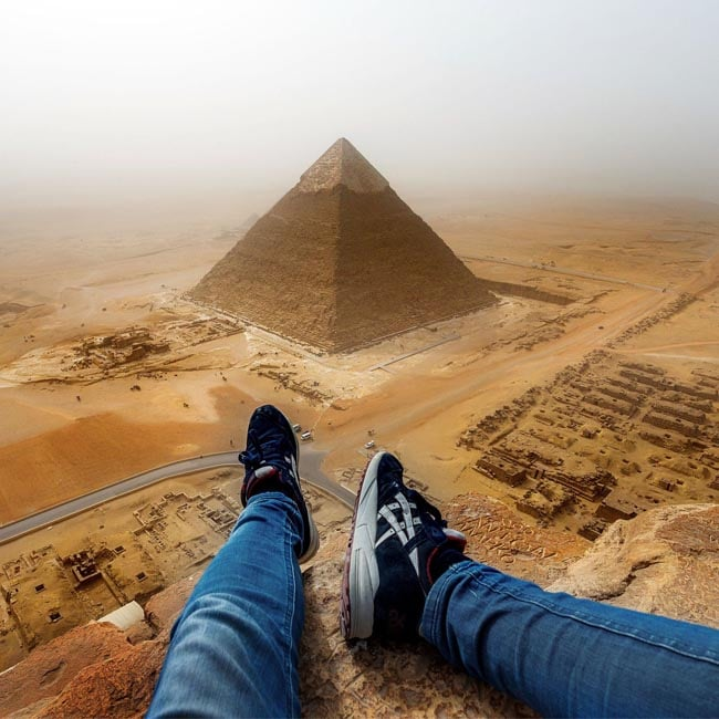 Egypt Tour Package from Dubai