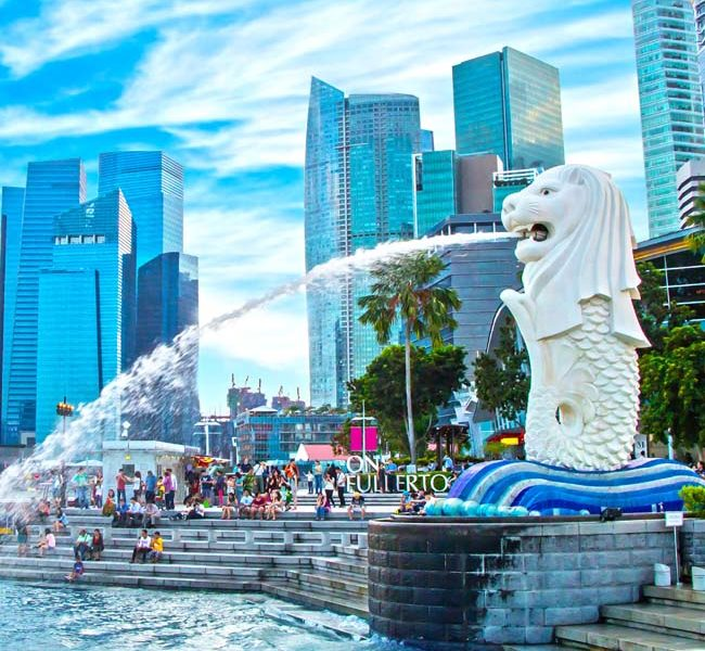 Singapore Tour Package from Dubai