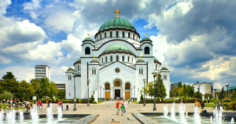 Church of St Sava