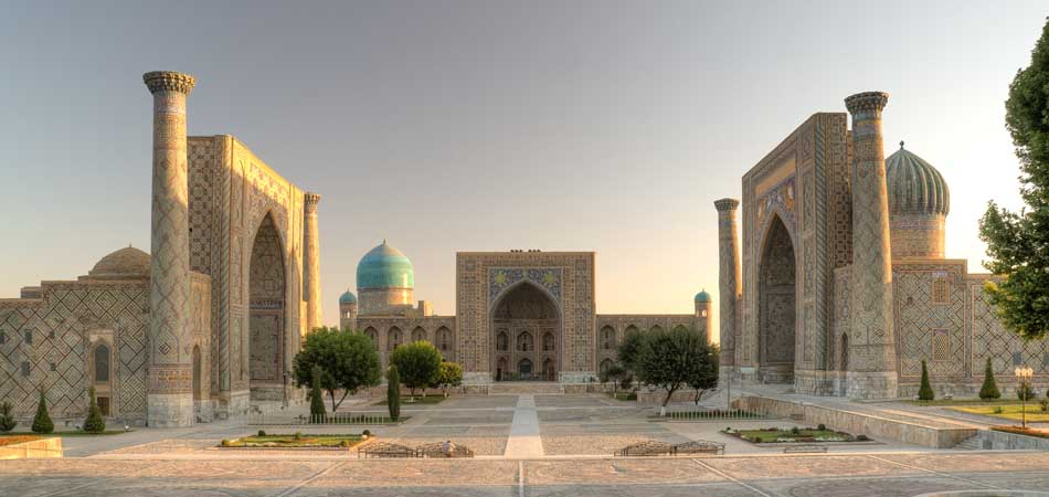 Registan Square, Samarkand