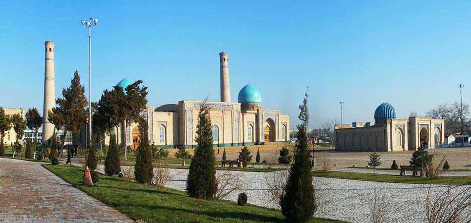 Uzbekistan Tour Package from Dubai
