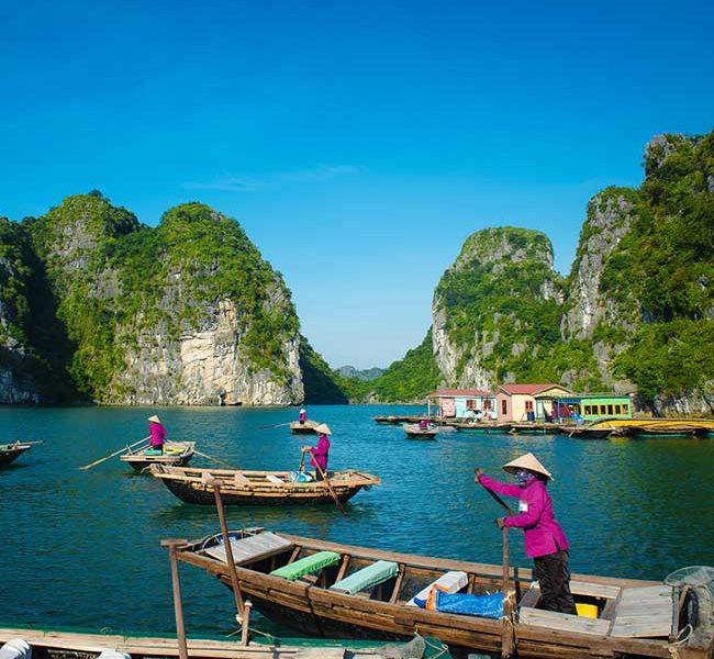 Vietnam Tour Package from Dubai