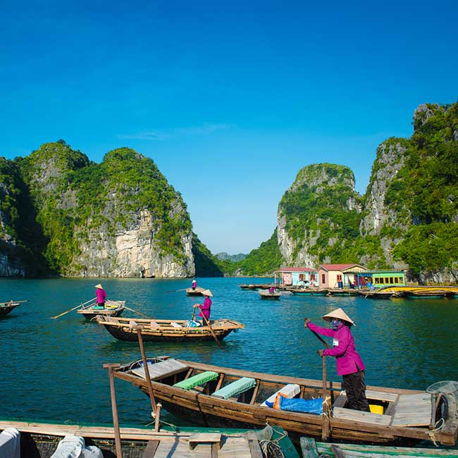 Vietnam Tour Package from Dubai