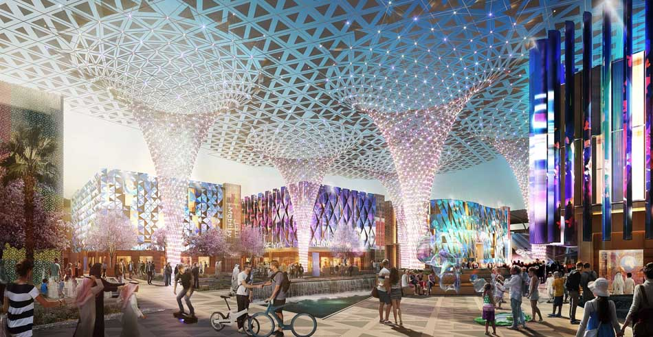 expo 2020 packages