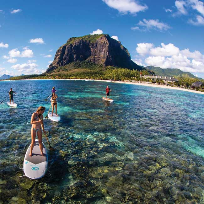 Mauritius Tour Packages from Dubai
