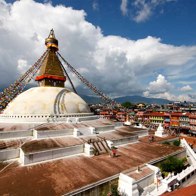 Nepal Tour Package from Dubai