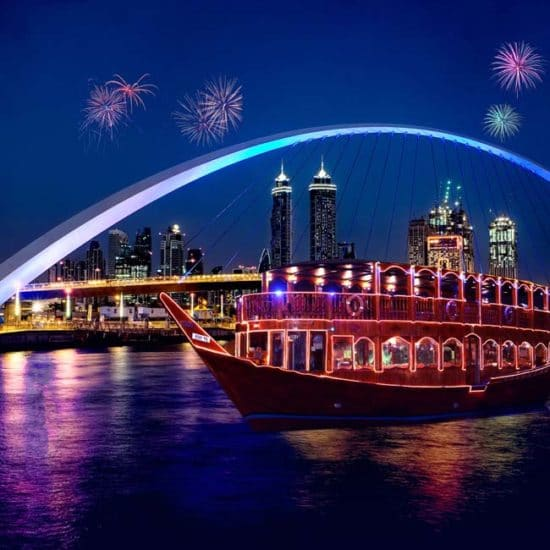 Dubai New Year Eve Cruise