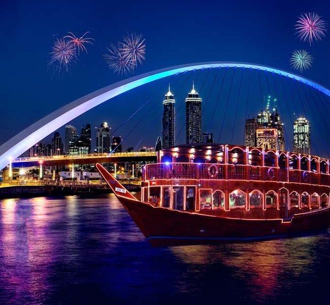 Dubai New Year Eve Cruise