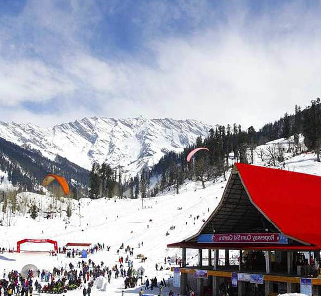 Manali Tour Packages from Dubai