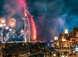 New Year In Dubai