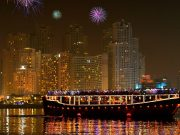 Dubai new years eve cruise