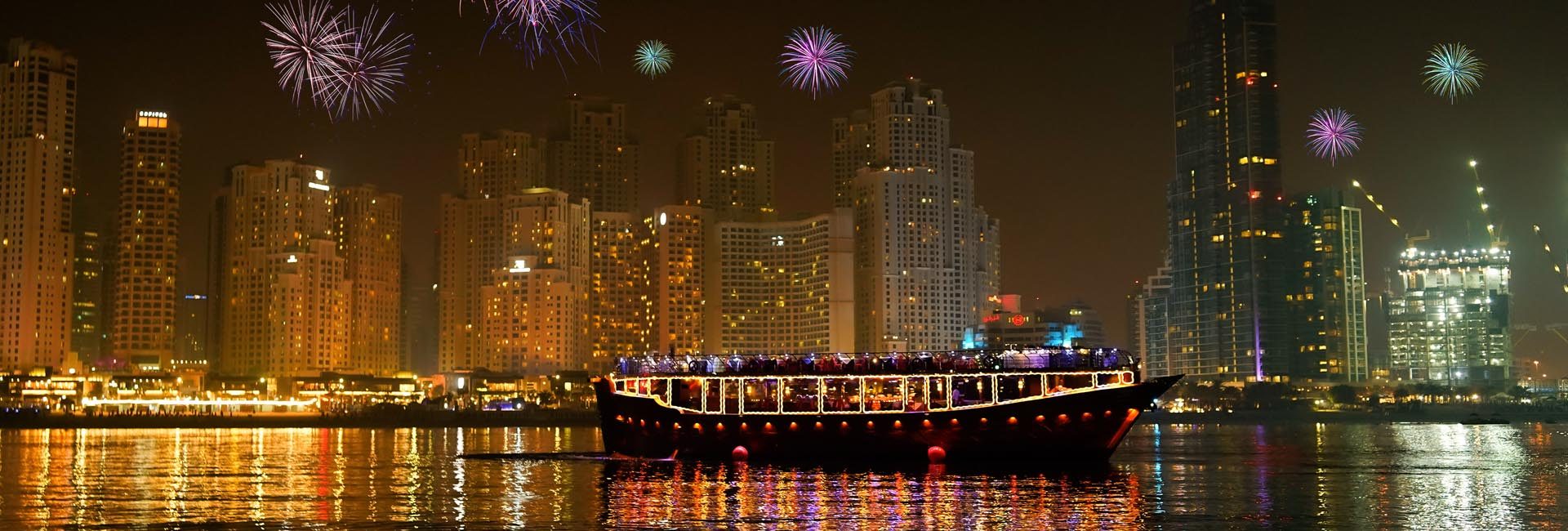Dubai New Years Eve Cruise 2021 | Dubai New Years Eve Dinner Cruises