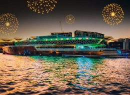 New Year's Eve Yacht Party Dubai